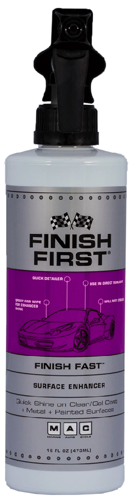 Image of Finish First Finish Fast Quick Wax (16 oz)
