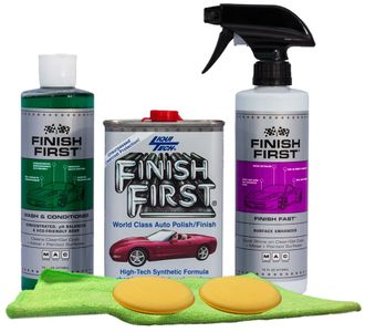 Finish First Wash & Wax Kit