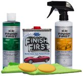 Finish First Wash, Wax & Protectant Kit