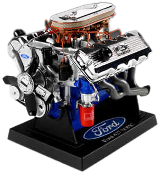 Ford 427 SOHC Die-Cast Engine