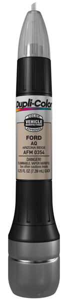 Image of Ford & Mazda Arizona Beige All-In-1 Scratch Fix Pen - AQ (2000-2014)
