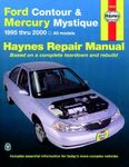 Ford Contour & Mercury Mystique Haynes Repair Manual (1995 - 2000)