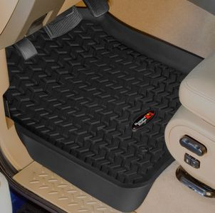 Ford Expedition F 150 Supercrew Lincoln Blackwood Navigator Front All Terrain Floor Liners Pair 1997 2003 Xxx82902 05