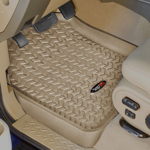 Ford Explorer Front All Terrain Floor Liners-Pair (2011-2014)