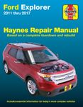 Ford Explorer Haynes Repair Manual (2011-2017)