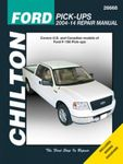 Ford F-150 Chilton Repair Manual (2004-2014)