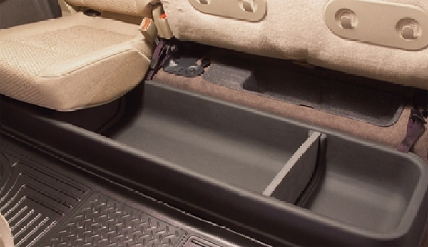 Image of Ford F-150 GearBox Under-Seat Storage System (2004-2014)