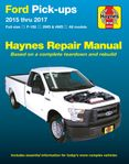 Ford Full Size F-150 Haynes Repair Manual (2015-2017)