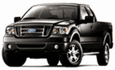 Ford F-150 Lund Elite Rivet Style Fender Flares (2004-2008)