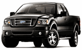 Ford F-150 Lund Elite Rivet Style Fender Flares (2009-2014)