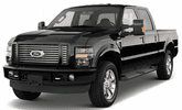 Ford F-250 Lund Elite Rivet Style Fender Flares (2008-2010)