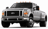 Ford F-350 Lund Elite Rivet Style Fender Flares (1999-2007)