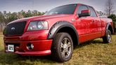 Ford F150 & F250 Rugged Ridge All Terrain Pocket Style Fender Flares (1997-2008)