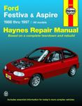 Ford Festiva & Ford Aspire Haynes Repair Manual (1988-1997)