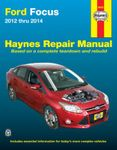 Ford Focus Haynes Repair Manual (2012-2014)