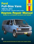 Ford Full-Size E150-E350 Vans Haynes Repair Manual (1992-2014)