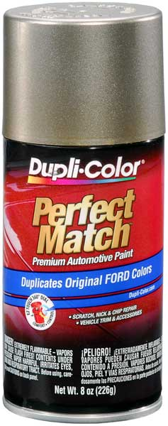 Image of Ford & Lincoln Arizona Beige Auto Spray Paint -AQ (2000-2014)