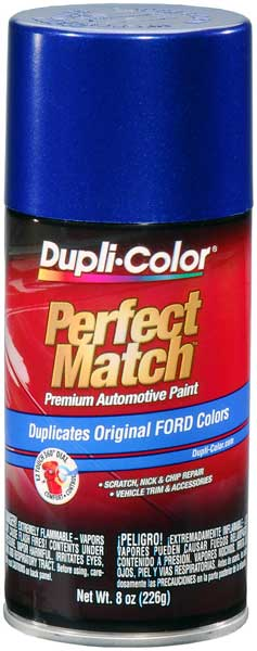 Ford Lincoln & Mazda Sonic Blue Pearl Auto Spray Paint - SN (2002-2012)