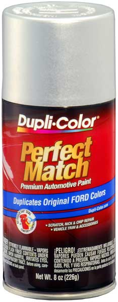 Ford/Lincoln Silver Frost Auto Spray Paint - TS (1995-2008)