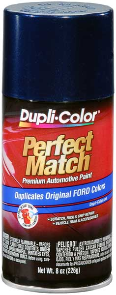 Ford/Lincoln True Blue Auto Spray Paint - L2 (2001-2009)