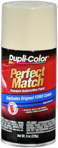 Ford/Lincoln Wimbledon White Auto Spray Paint - 9A M (1965-1989)