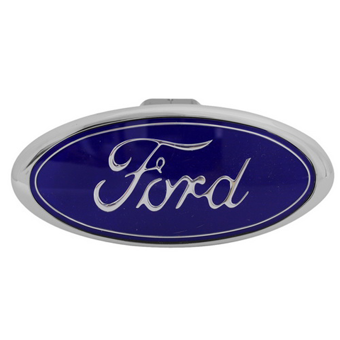 Ford Logo Chrome Hitch Cover
