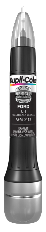 Ford & Mazda Metallic Tuxedo Black All-In-1 Scratch Fix Pen - UH (2009-2015)