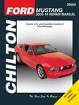Ford Mustang Chilton Manual (2005-2014)