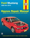 Ford Mustang Haynes Repair Manual (2005-2014)