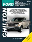 Ford Pick-Ups, Expedition & Lincoln Navigator Chilton Manual (1997-2017)
