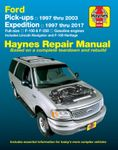 Ford Pick-ups, Expedition & Lincoln Navigator Haynes Repair Manual (1997-2017)