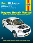Ford Full-Size F150 Pick-Up Haynes Repair Manual (2004-2014)