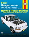 Ford Ranger & Mazda Pick-ups Haynes Repair Manual (1993-2011)