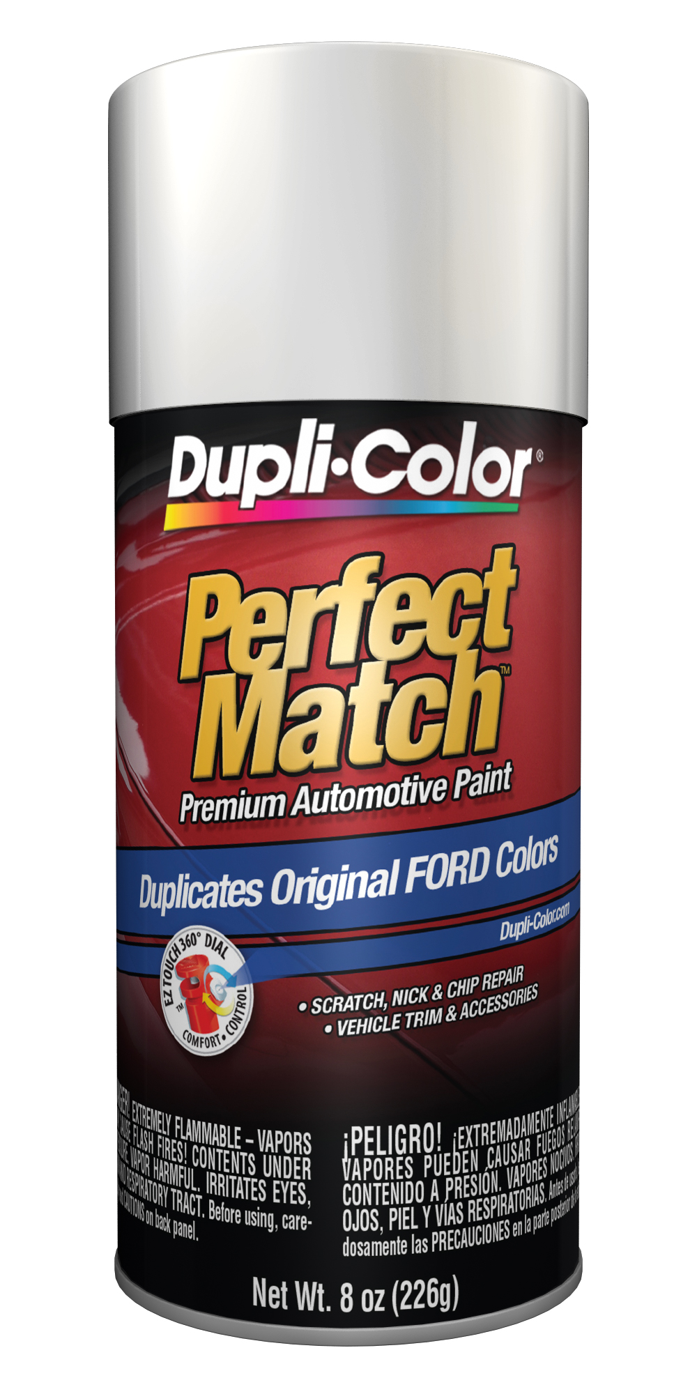 Ford Lincoln & Mercury Silver Birch Auto Spray Paint - JP (2002-2011)