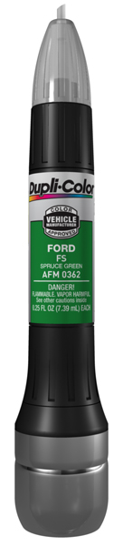 Ford Spruce Green All-In-1 Scratch Fix Pen - FS (1998-2006)