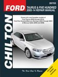 Ford Taurus, 500 & Mercury Montego, Sable Chilton Repair Manual (2005-2014)