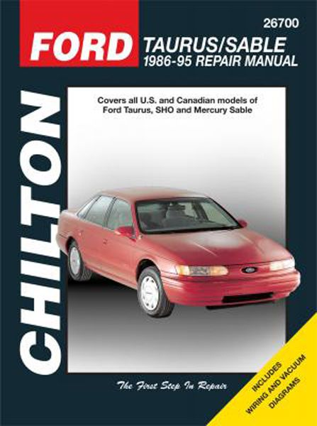ford taurus five hundred 2005 14 repair manual covers us and canadian models of ford taurus 2008 through 2014 ford five hundredmercury sable 2008 2009 chilton automotive