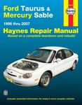 Ford Taurus & Mercury Sable Haynes Repair Manual (1996-2007)