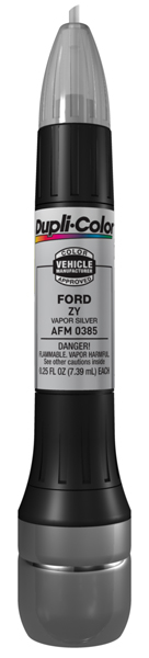 Ford Vapor Silver All-In-1 Scratch Fix Pen - ZY (2008-2009)
