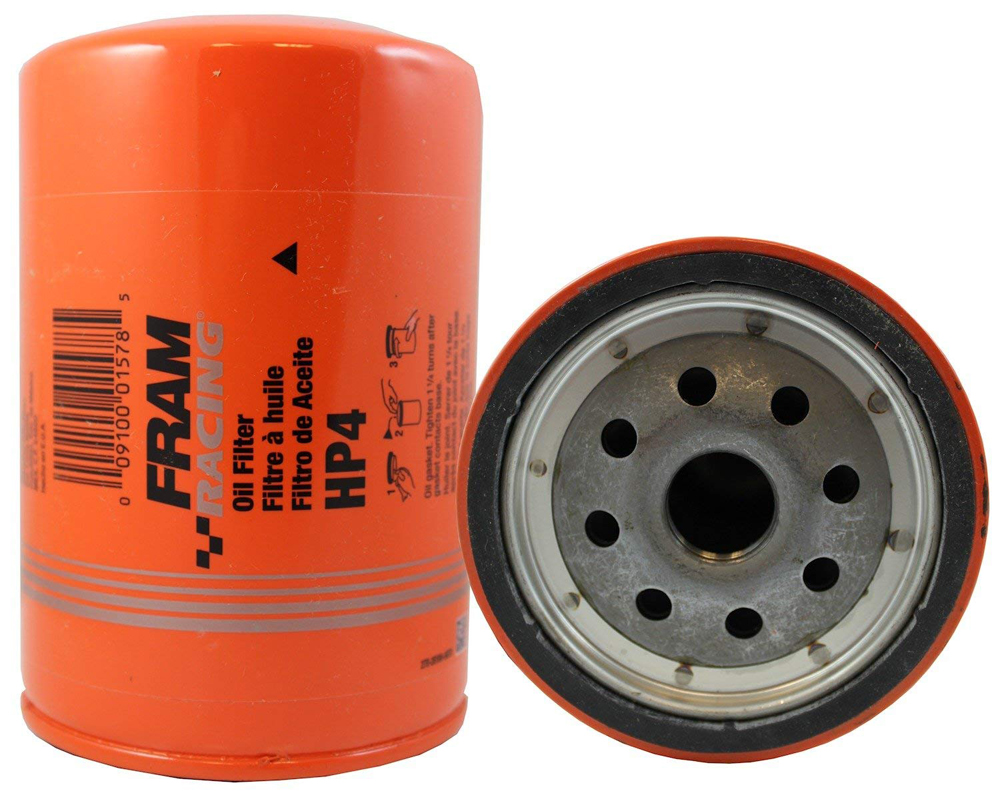 Image of Fram HP4 Racing Oil Filter
