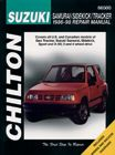 Geo Tracker, Suzuki Samurai/Sidekick (1986-98) Chilton Manual