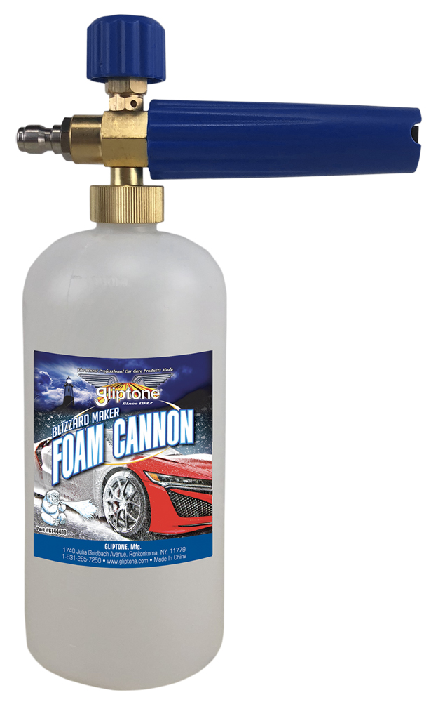 Gliptone Blizzard Foam Cannon