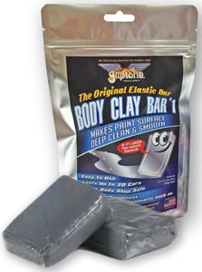 Gliptone Body Clay Bars (2 Pack)
