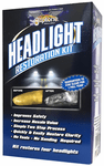 Gliptone Headlight Restoration Kit