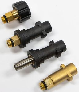 Gliptone Pressure Washer Universal Adapter Kit