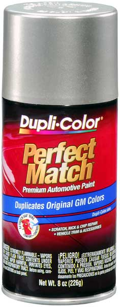 GM Metallic Light Drift Sand Auto Spray Paint - 49 (1996-2005)