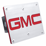 GMC Class III Brushed Stainless Steel Hitch Plug