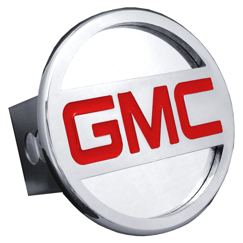 GMC Stainless Steel Hitch Plug