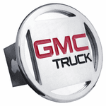 GMC Truck Stainless Steel Hitch Plug