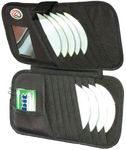 Go Gear™ 16 CD Visor Organizer & Mirror